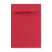 C4 DARK RED GUSSET ENVELOPES