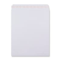 330 x 279mm WHITE 180GSM PEEL AND SEAL ENVELOPES