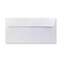 DL WHITE PEARLESCENT ENVELOPES