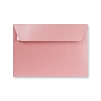 C6 BABY PINK PEARLESCENT ENVELOPES