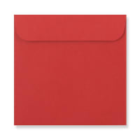85 x 85mm DARK RED MINI CD ENVELOPES