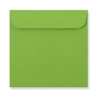 85 x 85mm GREEN MINI CD ENVELOPES
