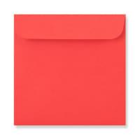 85 x 85mm RED MINI CD ENVELOPES