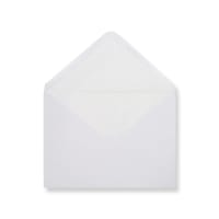C5 White Envelopes Lined With White Paper