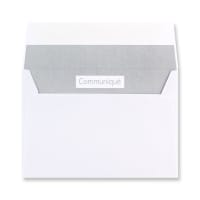C6 WHITE COMMUNIQUE ENVELOPES