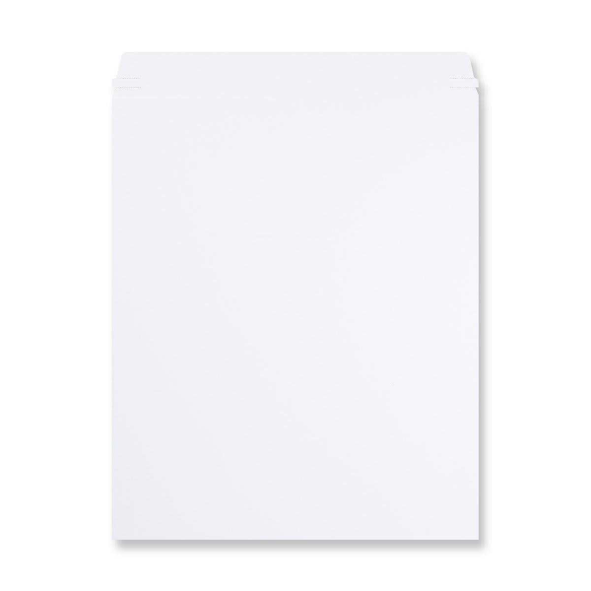449 x 349mm WHITE ALL BOARD ENVELOPES