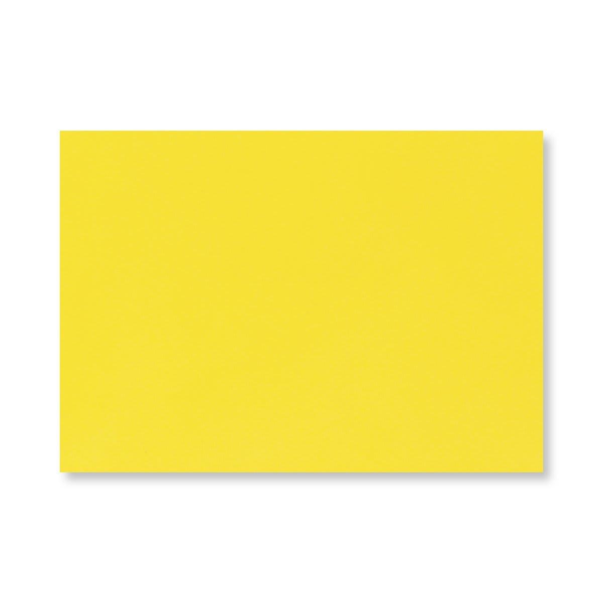 DAFFODIL YELLOW 133 x 184 mm ENVELOPES (i8)