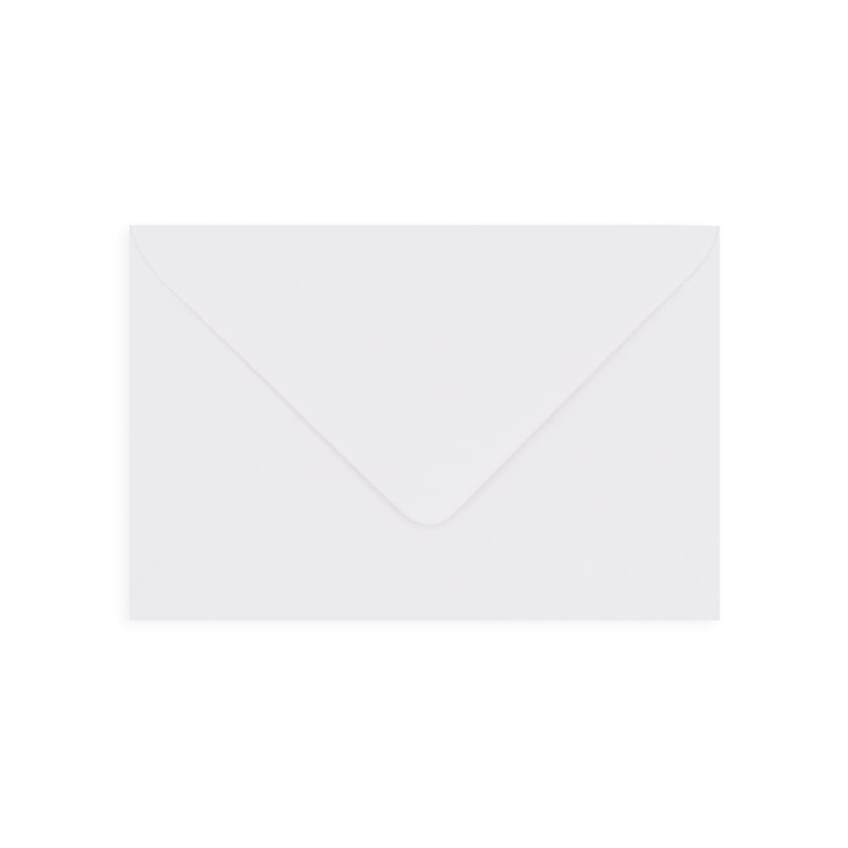 C6 WHITE ENVELOPES 130GSM