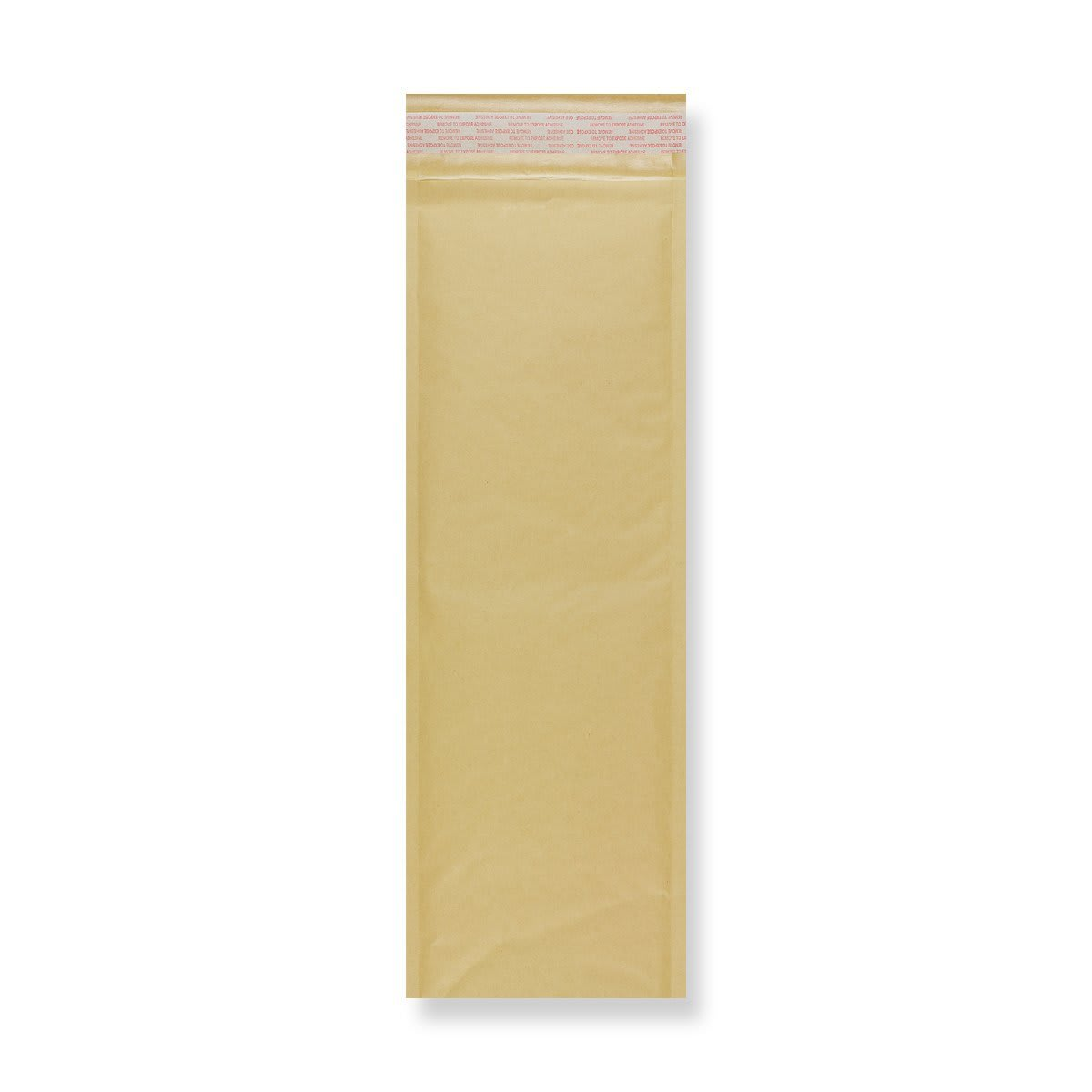 PADDED BUBBLE NUMBER PLATE ENVELOPES (545 x 180MM)