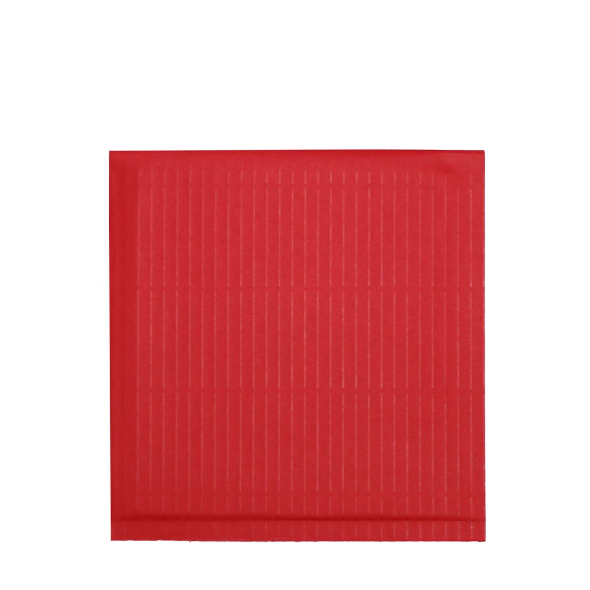180 x 165mm RED PAPER PADDED ENVELOPES