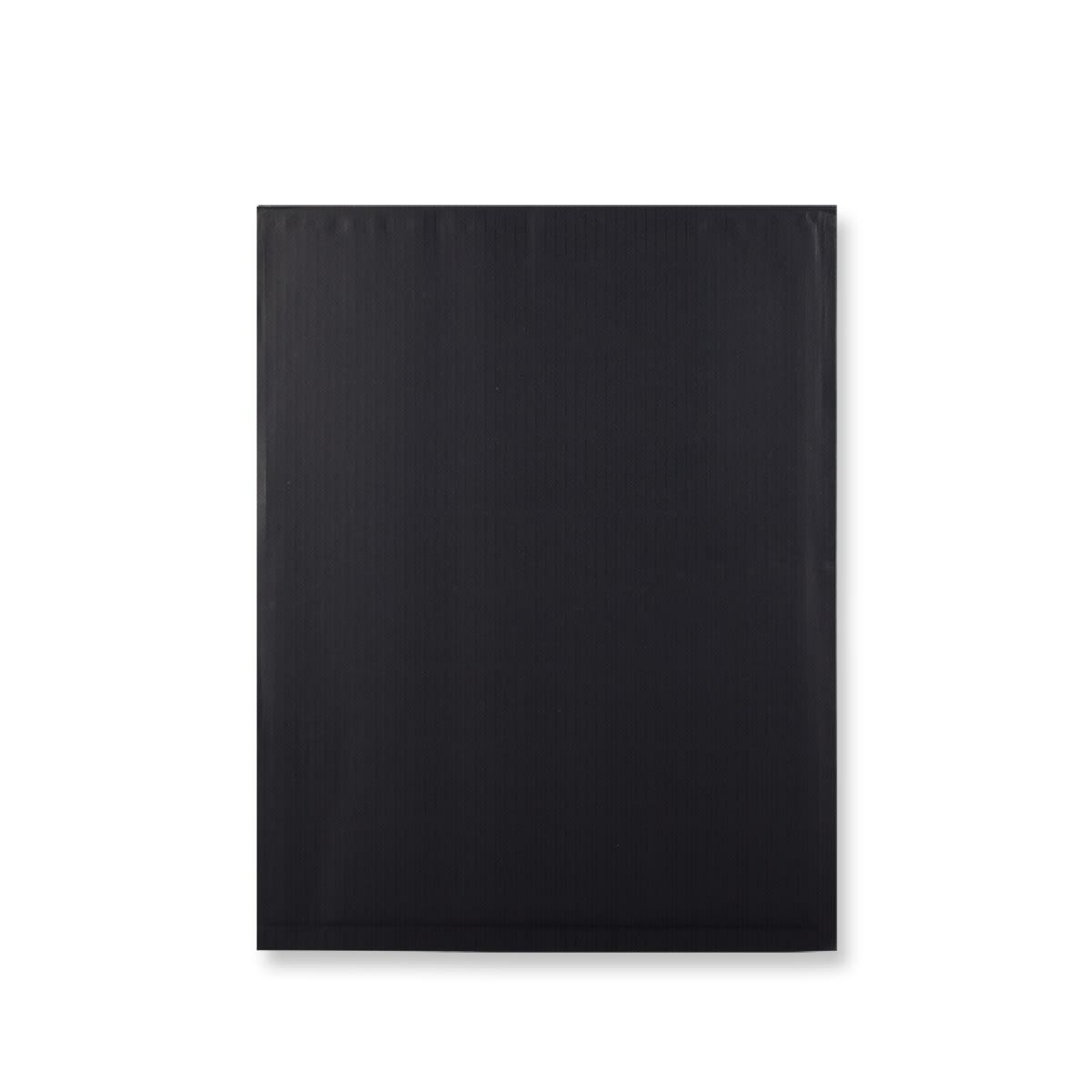 470 x 350mm BLACK PAPER PADDED ENVELOPES