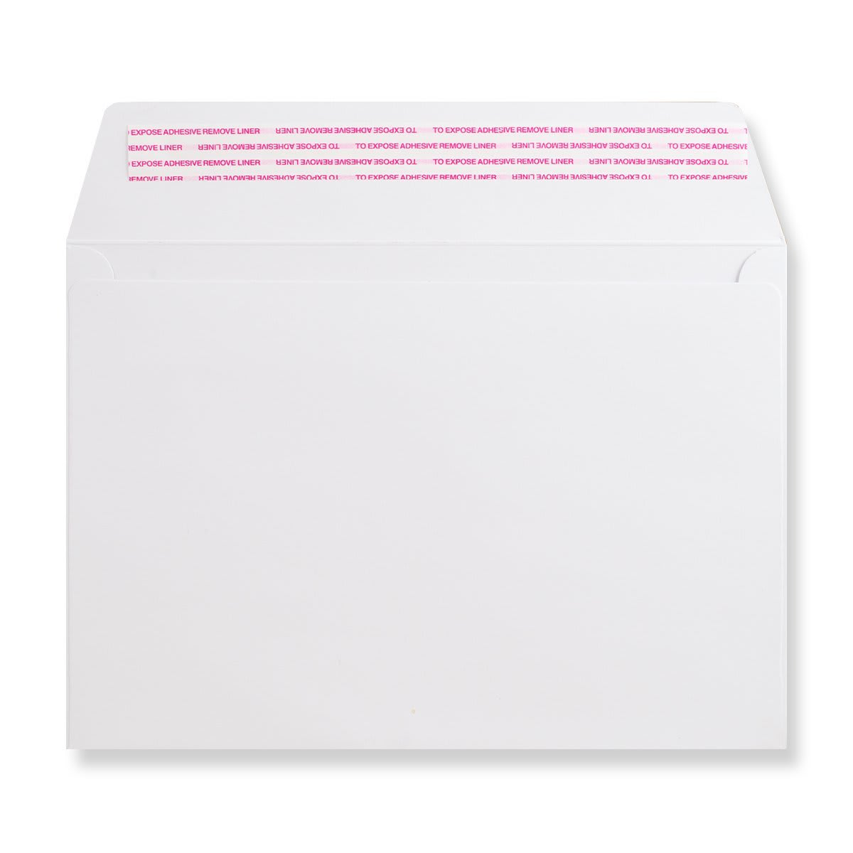 C5 WHITE 180GSM PEEL AND SEAL ENVELOPES