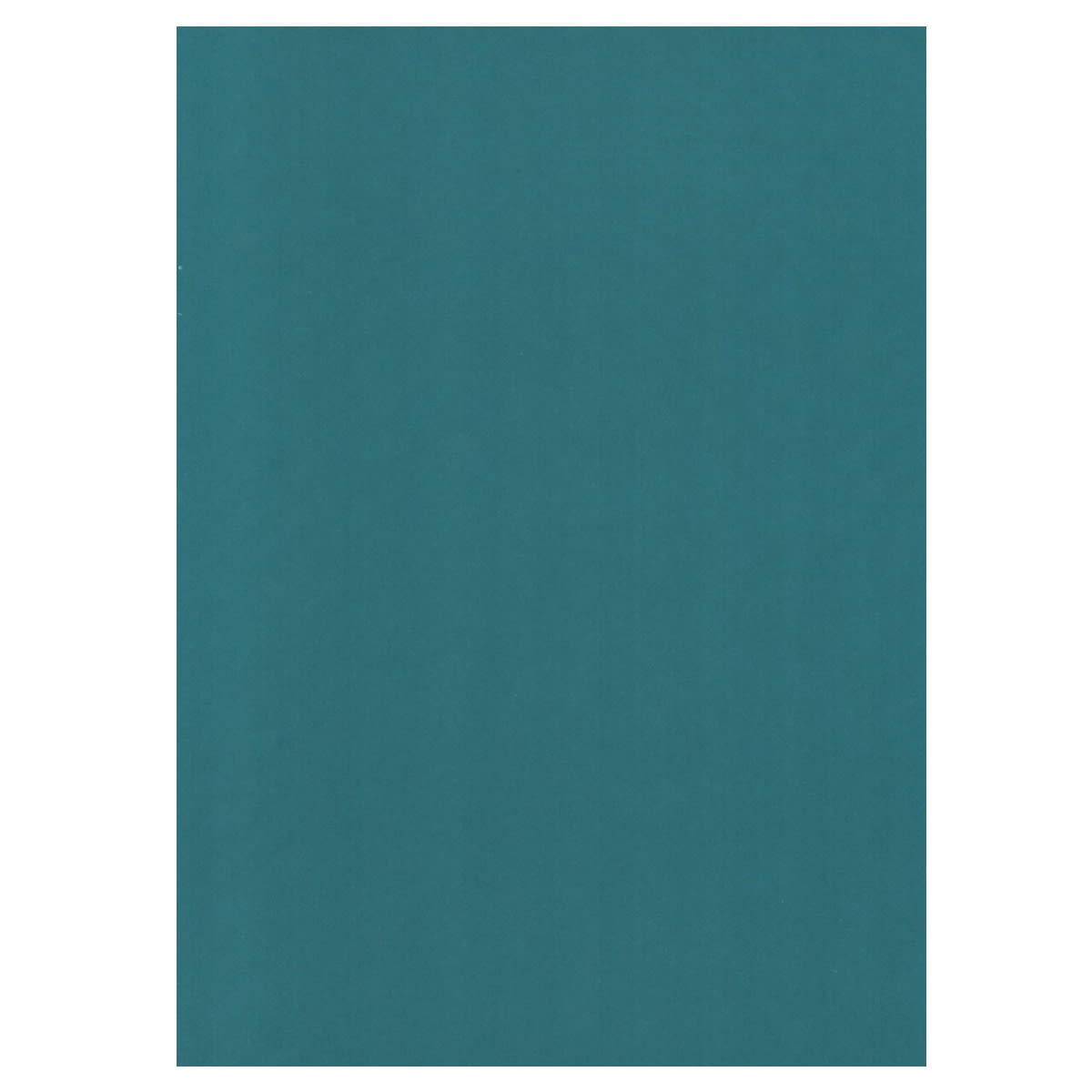 A4 TEAL SINGLE SIDED WASH CARD 300 GSM