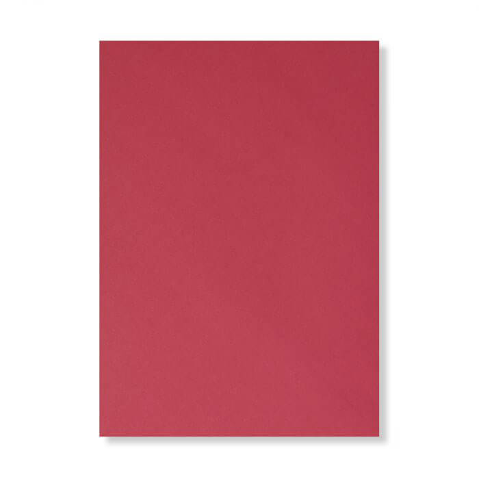 A3 BRIGHT RED CARD 300GSM