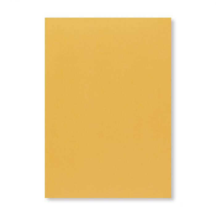 A3 DARK YELLOW CARD 300GSM