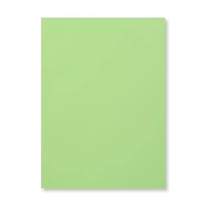 A4 PALE GREEN CARD 300GSM
