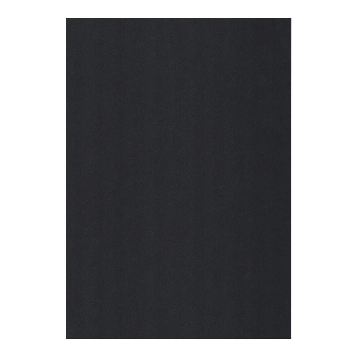 A3 CURIOUS METALLICS BLACK NIGHT IRIDESCENT CARD (300gsm)