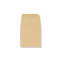 MANILLA 60mm SQUARE ENVELOPES