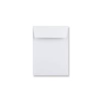 124 x 89mm WHITE ENVELOPES