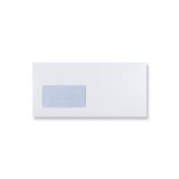 DL PLUS WHITE WINDOW ENVELOPES