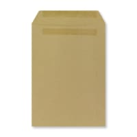 C5 MANILLA SELF SEAL POCKET ENVELOPES 80GSM