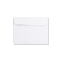 162 x 210mm WHITE PEEL AND SEAL ENVELOPES 120GSM
