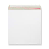 330 x 273mm WHITE ALL BOARD ENVELOPES