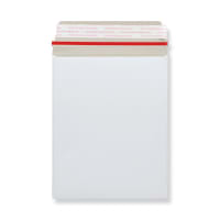 241 x 178mm WHITE ALL BOARD ENVELOPES