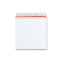 260 x 260mm WHITE ALL BOARD ENVELOPES
