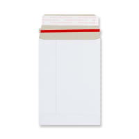 C6 WHITE ALL-BOARD ENVELOPES 350GSM