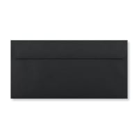 DL BLACK PEEL AND SEAL ENVELOPES