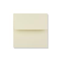 175 x 175mm PALE YELLOW LINEN ANNOUNCEMENT ENVELOPES