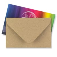 FLECK KRAFT 62 x 94mm ENVELOPES