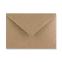 FLECK KRAFT 133 x 184mm ENVELOPES 125GSM