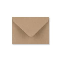 C7 FLECK KRAFT ENVELOPES 125GSM