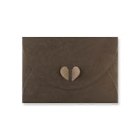 C6 BRONZE BUTTERFLY ENVELOPES