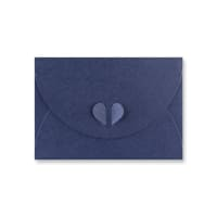 C6 MIDNIGHT BLUE BUTTERFLY ENVELOPES