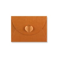 C7 COPPER BUTTERFLY ENVELOPES