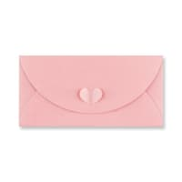 DL BABY PINK BUTTERFLY ENVELOPES