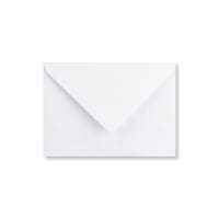 WHITE 125 x 175 mm ENVELOPES 120GSM (i6)