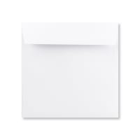185mm SQUARE PEEL AND SEAL ENVELOPES 120GSM