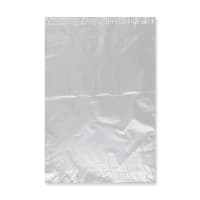 CLEAR POLY MAILER:  230 x 305 mm  (SELF ADHESIVE)