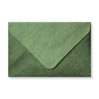 62 X 94MM FOREST GREEN TEXTURED ENVELOPES