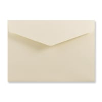 C5 IVORY V-FLAP PEEL AND SEAL ENVELOPES