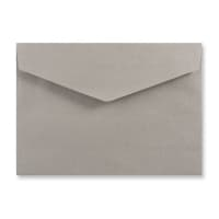 C5 SILVER V-FLAP PEEL AND SEAL ENVELOPES