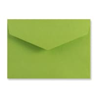 C6 GREEN V-FLAP PEEL AND SEAL ENVELOPES