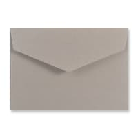 C6 SILVER V-FLAP PEEL AND SEAL ENVELOPES