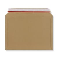 234 x 334mm RIGID FLUTED CARDBOARD ENVELOPES
