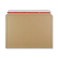 278 x 400mm RIGID FLUTED CARDBOARD ENVELOPES