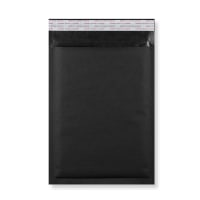 270 x 190MM BLACK PADDED BUBBLE ENVELOPES